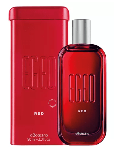 Perfume Egeo Red