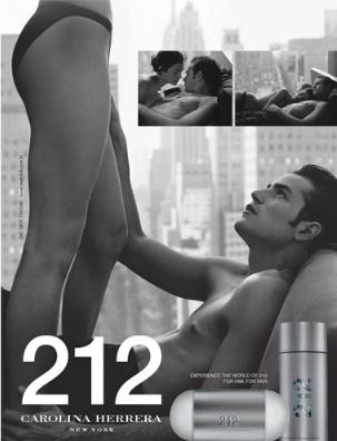 Perfume 212 Sexy - Eau de Parfum - Carolina Herrera