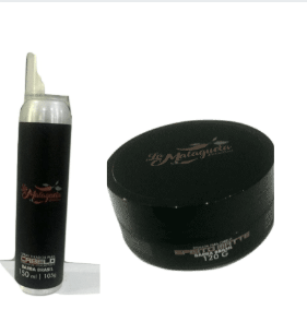 Kit Pomada Matte - Spray Fixador de Cabelos
