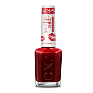 Batom Tinta Love Lip Color Red DNA Italy 10ml