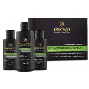 Kit Bio Extratus - Tratamento Disciplinador - Bio Extratus