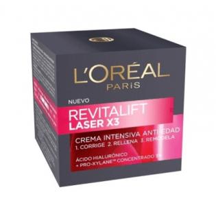 Anti-Idade Facial L'oréal Paris - Revitalift Laser X3