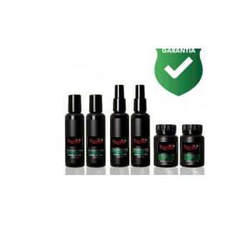 Kit para Crescimento Acelerado de Barba - GARANTIA ( 4 Meses )