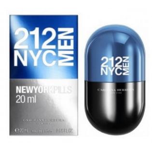 CAROLINA HERRERA – PERFUME MASCULINO 212 NYC MEN 20ML - CAROLINA HERRERA