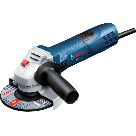 Esmerilhadeira Angular 4.1/2'' GWS 7-115 - Bosch