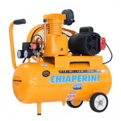 Compressor Ar 7.4 G2 28L C/MM 1HP - Chiaperini