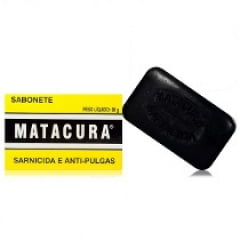 Sabonete Matacura Sarnicida e anti-pulgas 80g