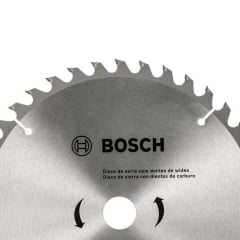 "Disco de Serra com Dentes de Widea 235mm (9.1/4"") 40D - Bosch"