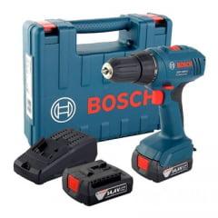 Parafusadeira/Furadeira a Bateria Bivolt GSR 140-LI Bosch