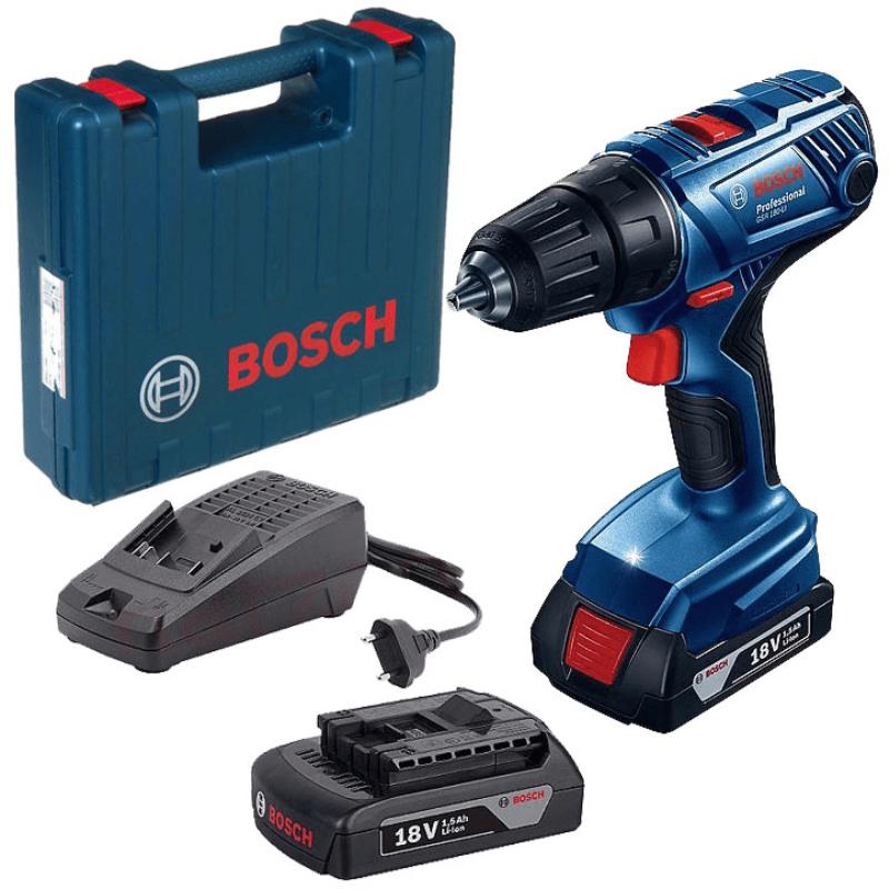 Parafusadeira/Furadeira de Impacto a Bateria 18V GSB 180 LI Bivolt - Bosch