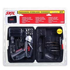 Parafusadeira 3,6V - Skil