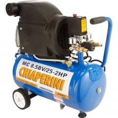 Motocompressor 8.5/25 L 2HP Bivolt - Chiaperini