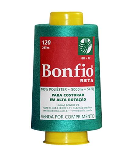LINHA BONFIO COSTURA RETA 120 - C/ 1828 METROS