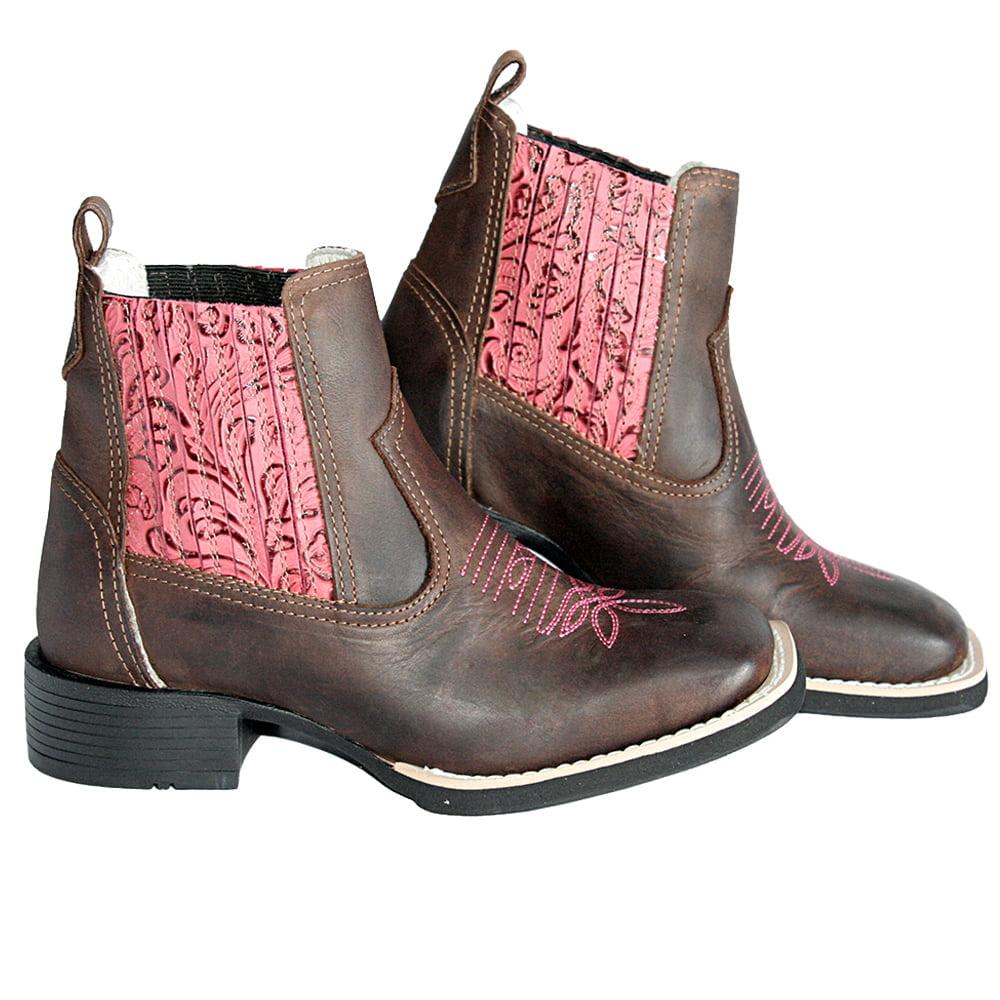 f9ec43e884bdbf bota cano curto feminina couro florida rosa