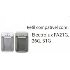 Filtro refil para purificador de água electrolux  PA 21G, PA 26G ,PA 31G,PE 11B, PE 11X
