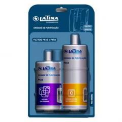 filtro refil para purificador de água  latina p635/p655/pn555