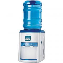 painel viseira do purificador bebedouro Latina azul
