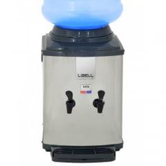 funil separador de água bebedouro libell master cga e mini mga inox
