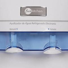 kit torneira para purificador de água Fun Kitchen
