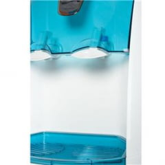 kit torneira para purificador Libell Aquaflex branca