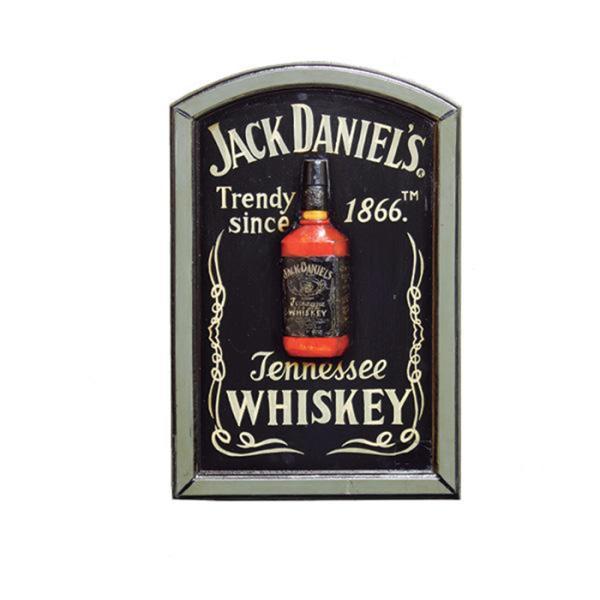 QUADRO JACK DANIELS WHISKEY