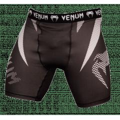 69cdfd492086b Short de compressão MMA Jaws - Preto Branco