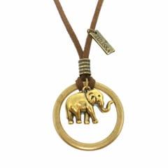 Cordão Elephant Ouro Velho