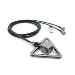 Cordão Triângulo e Cubo