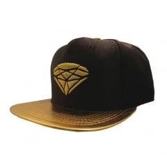 Boné Tuliska Diamond Aba Reta Snapback