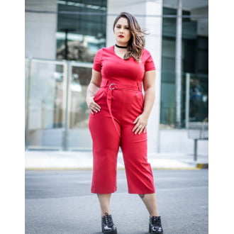 Macacourt Plus Size