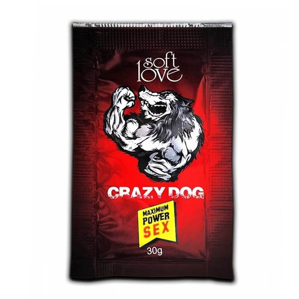 CRAZY DOG MAXIMUM POWER SEX 30G SOFT LOVE