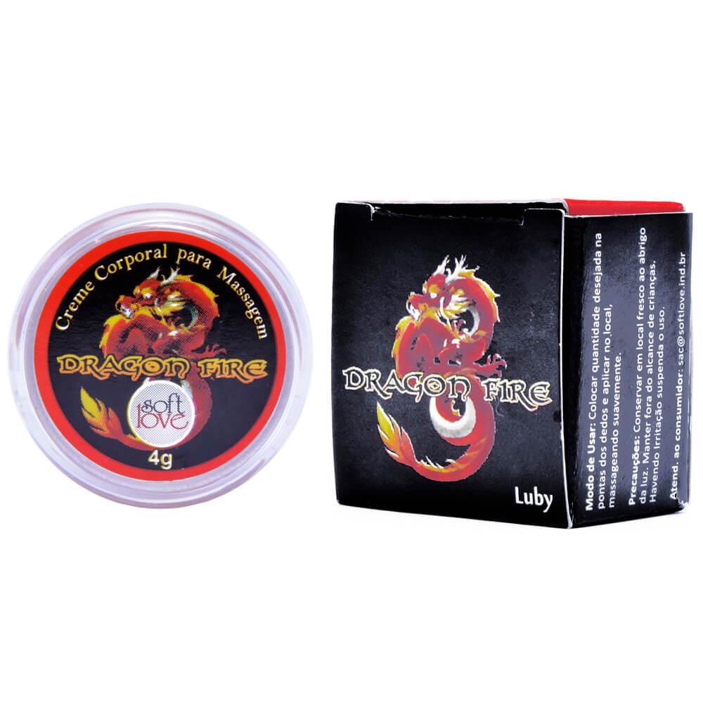 DRAGON FIRE LUBY 4G