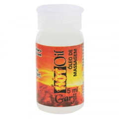 HOT OIL FLACONETE ÓLEO FUNCIONAL 5ML