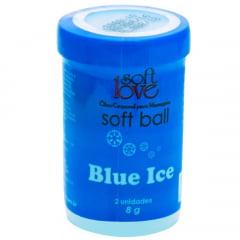 SOFT BALL BOLINHA ICE 8G 02 UNIDADES