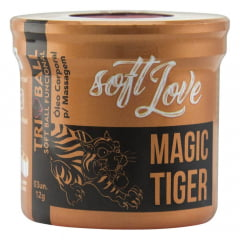 SOFT BALL TRIBALL MAGIC TIGER 3 UNIDADES SOFT LOVE