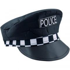 QUEPE POLICIAL COM XADREZ EMPORIO DESIRE