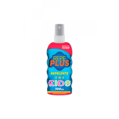 REPELENTE REPE PLUS KIDS SPRAY 100ML SOFT LOVE