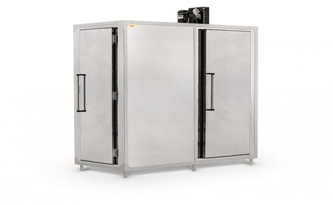 MINI CÂMARA INOX 4000 - MCI4000