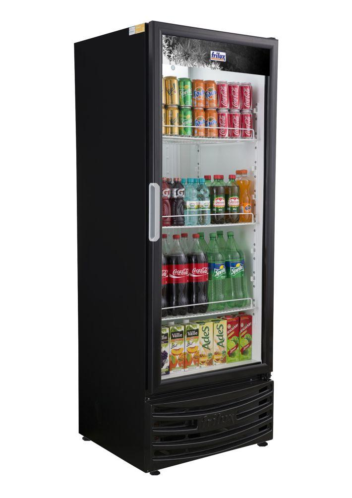 EXPOSITOR VERTICAL VISA COOLER - RF-004