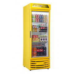 EXPOSITOR VERTICAL VISA COOLER - RF-005
