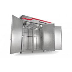 MINI CÂMARA  INOX 2900 - MCI2900
