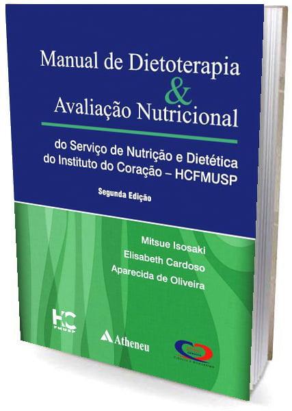 Livro Manual de Dietoterapia & Avaliação Nutricional