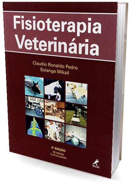 Livro Fisioterapia Veterinária