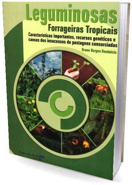 Livro Leguminosas forrageiras tropicais