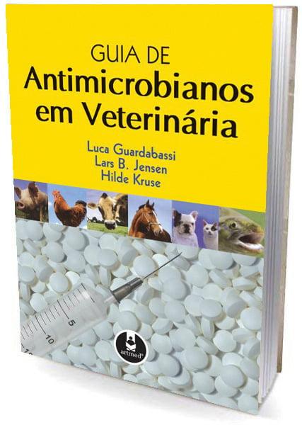 Livro Guia de Antimicrobianos em Veterinária