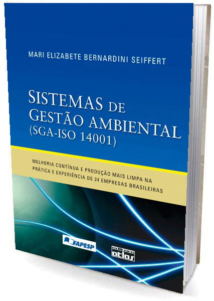 Livro Sistemas de Gestão Ambiental (SGA-ISO 14001)