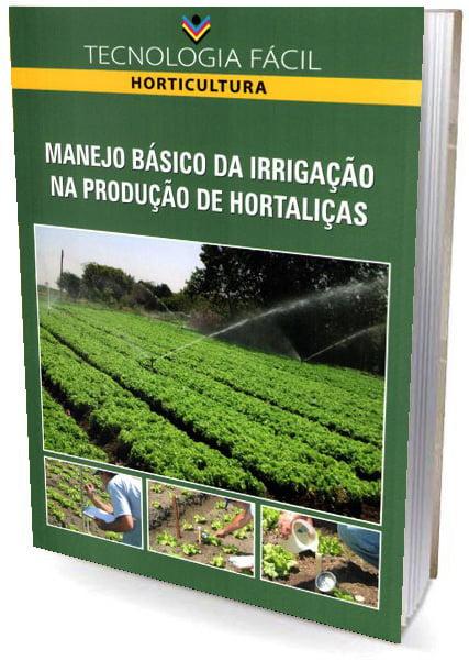 Livro Manejo Básico da Irrigação na Produção de Hortaliças