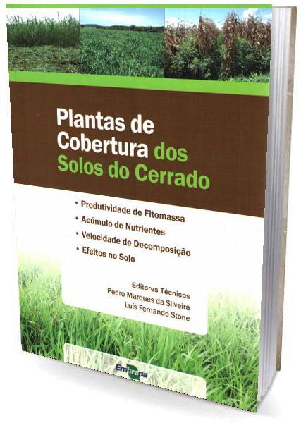 Livro Plantas de Cobertura dos Solos do Cerrado