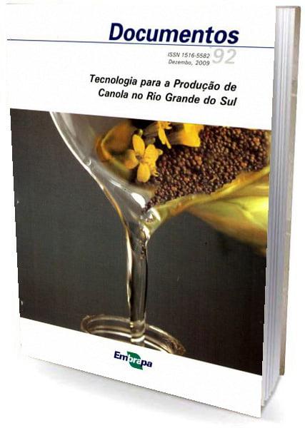 Livro Tecnologia para a Produção de Canola no Rio Grande do Sul