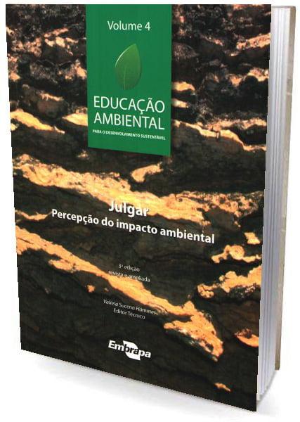 Livro  Educação Ambiental - Vol.  4 julgar
